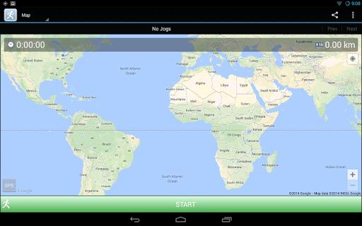 JogTracker 1.0.4 screenshot 9