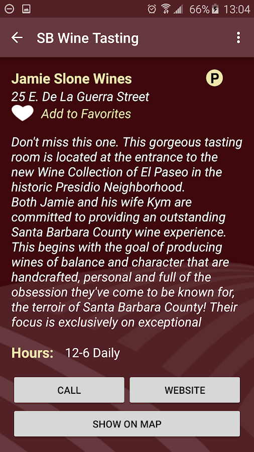 Mr. Picky's Santa Barbara Wine- screenshot