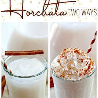 Easy Horchata