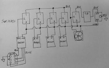 Photo: ballast box wiring diagram