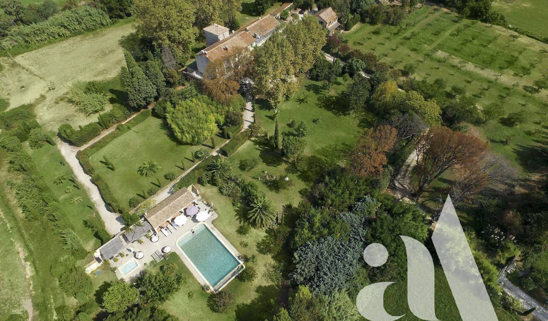 Propriété avec piscine Fontvieille