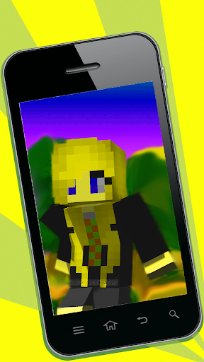 Skins heroes for minecraft pe
