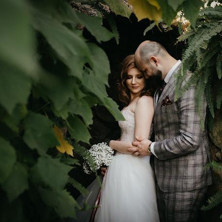 Wedding photographer Agnieszka Sokół-Matuszczak (agasokol). Photo of 25.10.2017