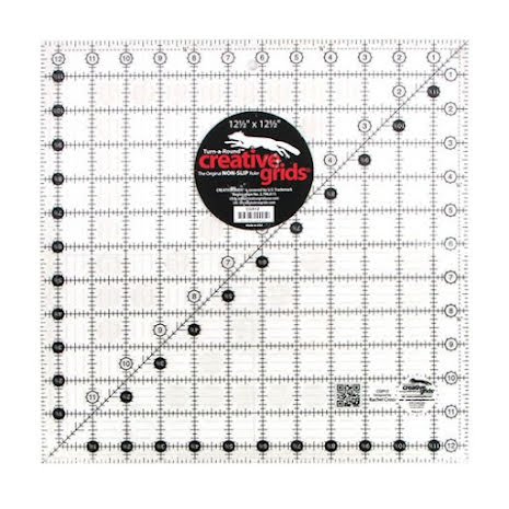 "Linjal Creative Grids 12,5""x12,5"" (16319)"