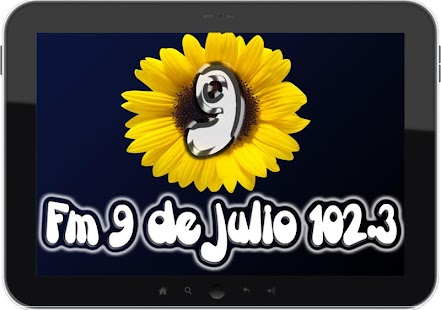 FM 9 DE JULIO 102.3 MHZ- screenshot thumbnail