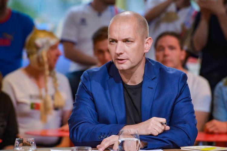 """Karl Vannieuwkerke ziet het al gebeuren met Wout van Aert: """"En een week later volgt een kleine wederdienst"""""""