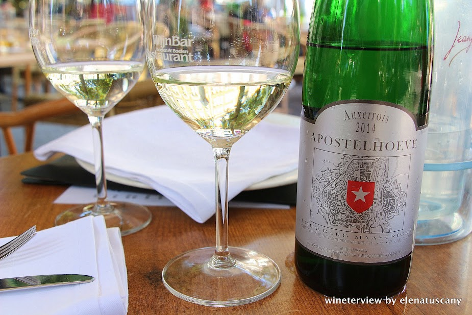 apostolhoeve, apostolhoeve auxerrois, auxerrois, wine, wijn, white wine, vino , vino bianco, wine bar olanda, ristorante olanda, vino olandese, dutch wine,