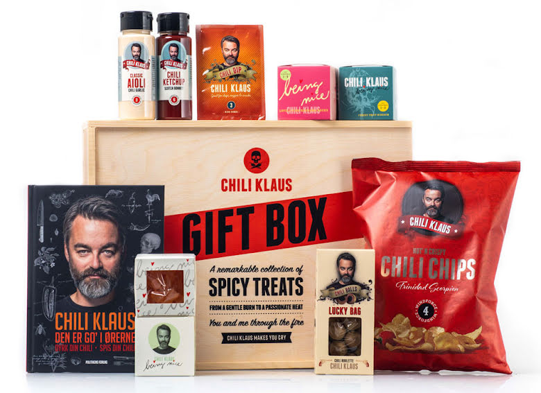 Snack box – Chili Klaus