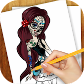 Learn To Draw Monster Dolls