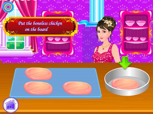 公主在廚房