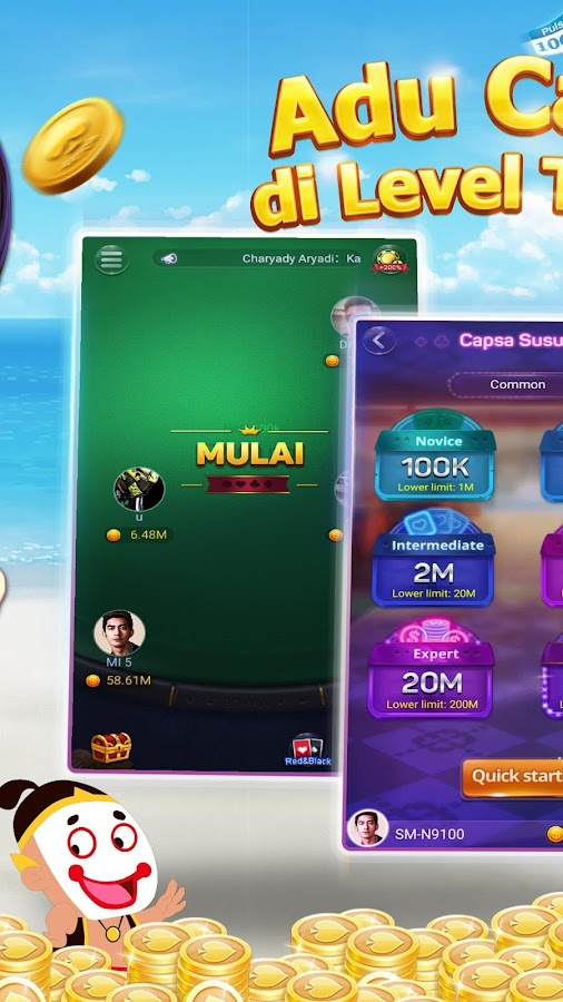 Boyaa Capsa Susun (Game Capsa Indonesia)- screenshot