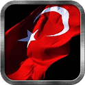 Turkish Flag Live Wallpaper icon