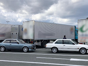 その他  BMW ALPINA C2-2.5 1987年式のカスタム事例画像 たつさんの2020年11月09日19:10の投稿