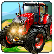 Farming Simulation : Tractor farming 2017