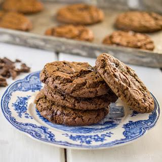 Grain Free Double Chocolate Cookies