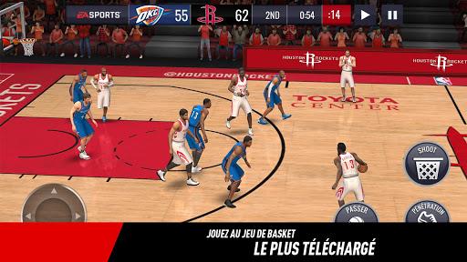 NBA LIVE Mobile Basket-ball  captures d'u00e9cran 2