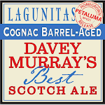 Lagunitas Cognac Barrel Aged Davey Murray's Best Scotch Ale