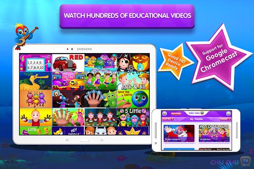 ChuChu TV Lite - Top 50 Kids Nursery Rhymes Videos 3.0 screenshots 1