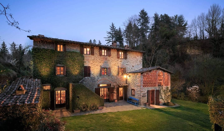 Villa with garden and terrace Reggello