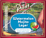 Point Watermelon Mojito Lager