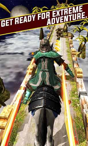 Street Horse Archer run - Dungeon Archer Escape  captures d'écran 1