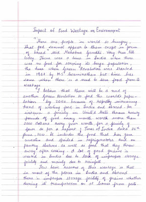 Essay On Save Environment Save Yourself  Abraham Lincoln Essay Paper also What Is Thesis In Essay  Essay On Library In English