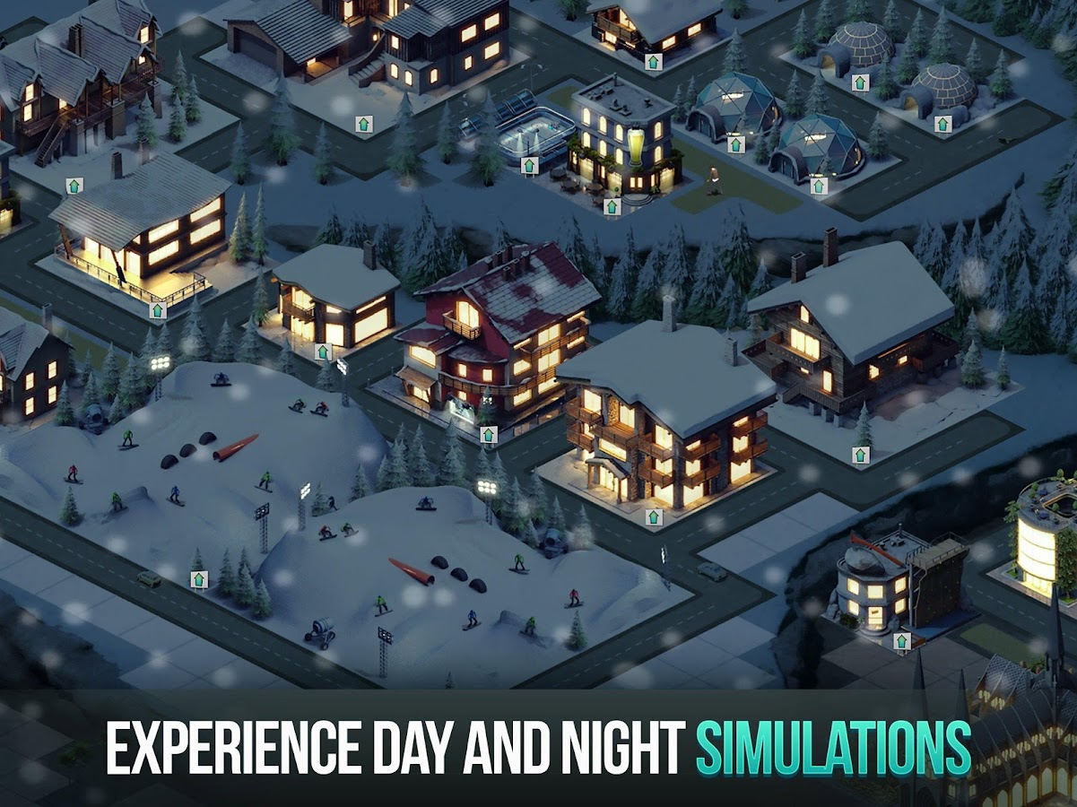 City Island 4- Sim Town Tycoon: Expand the Skyline- screenshot
