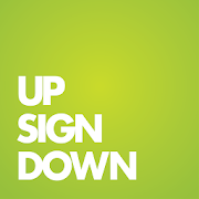 Up Sign Down