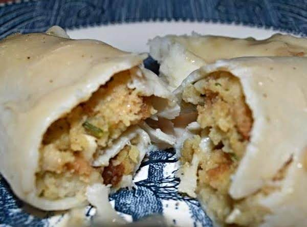Turkey Rolls Recipe