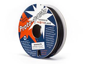 Proto-Pasta Conductive PLA - 3.00mm (500g)