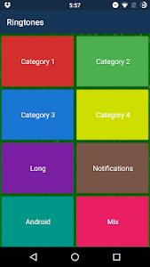 Ringtones for whatsapp screenshot 0