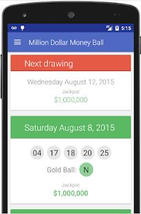 VA Lottery Results - AppRecs
