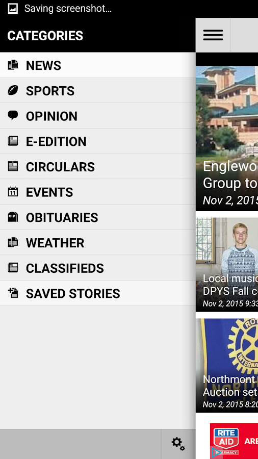 The Englewood Independent- screenshot