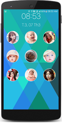 Lock Screen 3.8.47 screenshots 3
