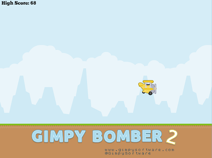 Gimpy Bomber 2- screenshot thumbnail