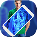 Human X Ray Scanner Prank icon