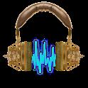 Spoken Music Player icon