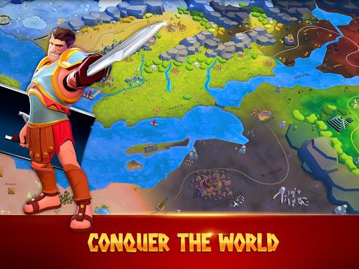 Gladiator Heroes: Clan War Games 2.3.3 screenshots 11