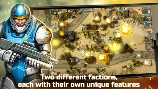 Art of War 3: PvP RTS modern warfare strategy game  screenshots 3