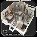 3D Home Design icon