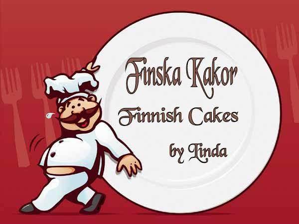 Finska Kakor (finnish Cakes)