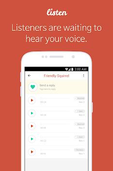 Listen - Voice Only SNS
