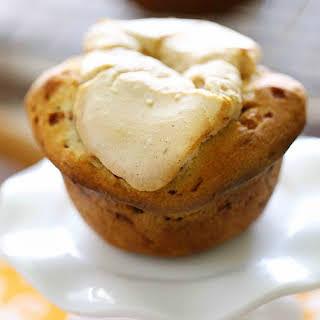 Cheesecake Stuffed Cinnamon Rolls.