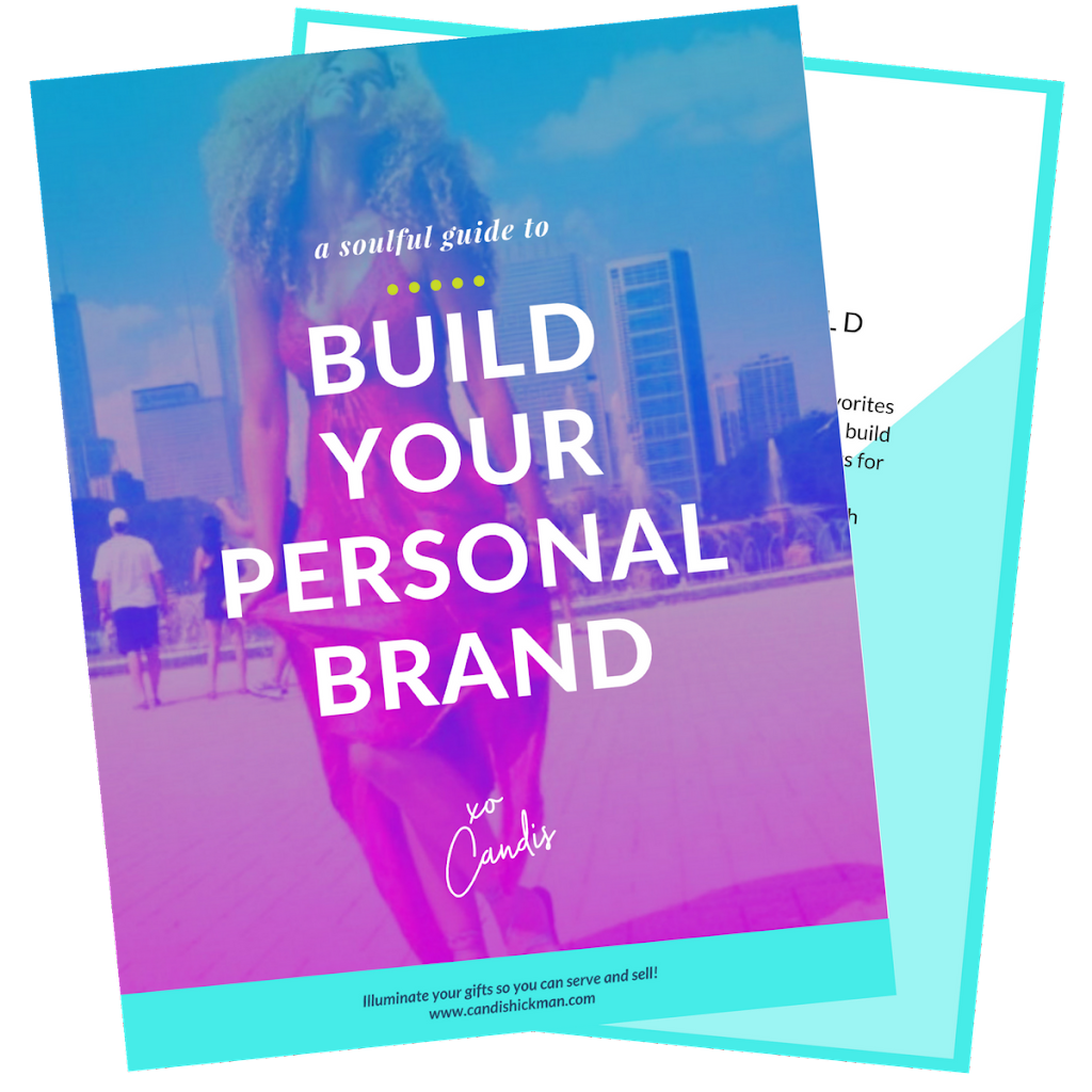 Build Your Personal Brand Image