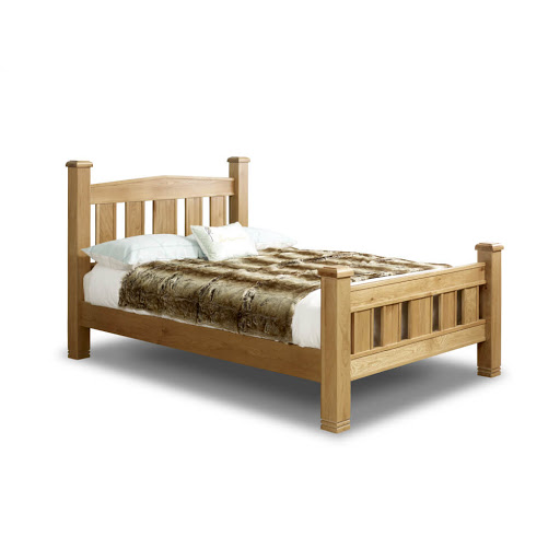 Birlea Woodstock Bed Frame Oak