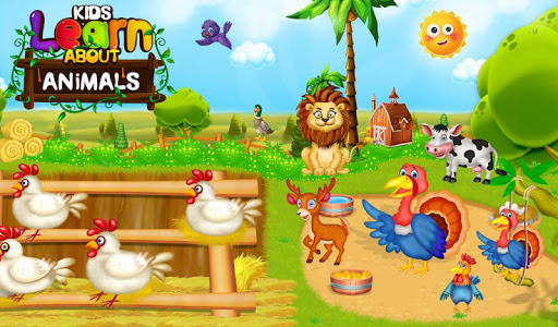 Kids Learn About Animals v1.0.2