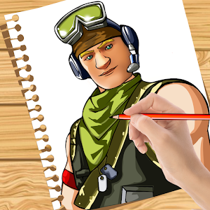 How to Draw: Fortnite for PC