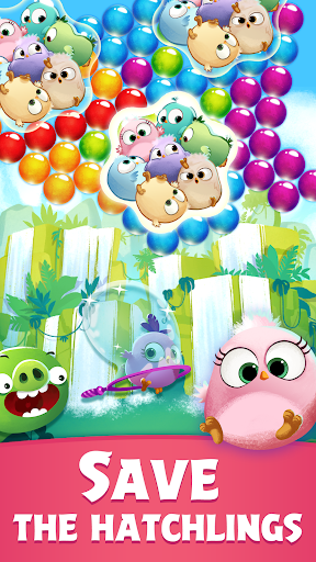 Angry Birds POP Bubble Shooter Apk 1