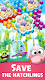 screenshot of Angry Birds POP Bubble Shooter