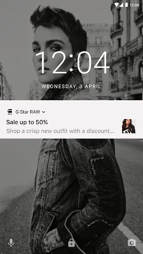 9c16e435bac ... Screenshot for G-Star RAW – Official app in United States Play Store